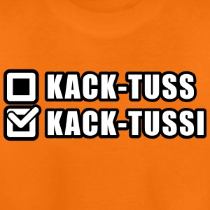 Kack-Tussi T-Shirts - Teenager Premium T-Shirt
