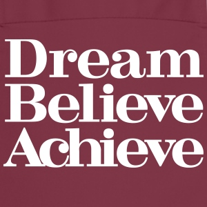 Dream Believe Achieve Tabliers - Tablier de cuisine
