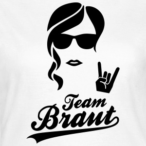 Team Braut - JGA - Bridalshower T-Shirts - Frauen T-Shirt