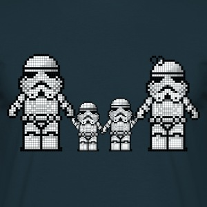 Trooper-Family - Männer T-Shirt
