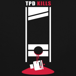 TPD KILLS VAPE Sweat-shirts - Sweat-shirt contraste