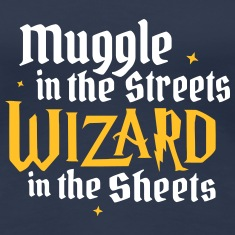 Muggle In The Streets T-Shirts