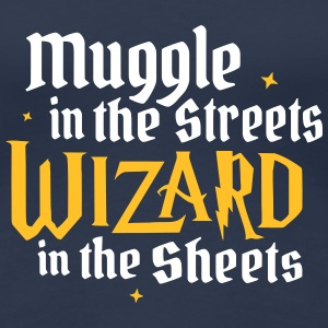 Muggle In The Streets T-Shirts - Women's Premium T-Shirt