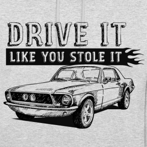 Drive It - Coupe Pullover & Hoodies - Unisex Hoodie