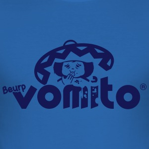 Vomito Tee shirts - Tee shirt près du corps Homme