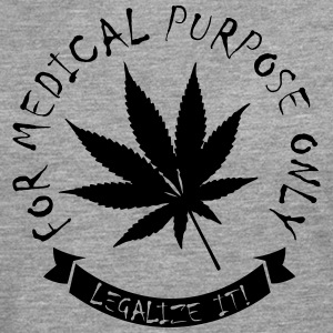 Legalize medical Cannabis Long sleeve shirts - Men's Premium Longsleeve Shirt