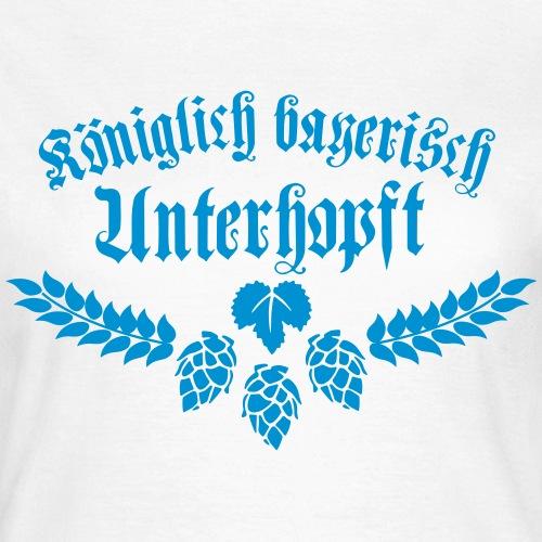 Königlich bayerisch unterhopft - das Original