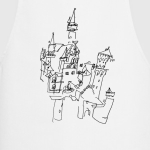 Neuschwanstein Castle   Aprons - Cooking Apron
