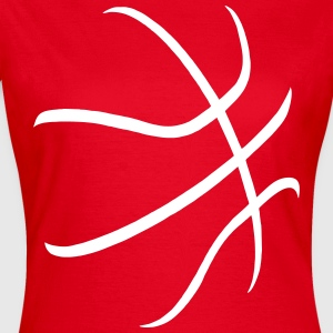 basketball T-shirts - Vrouwen T-shirt