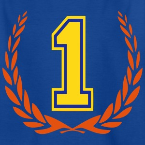 number one Tee shirts - T-shirt Ado