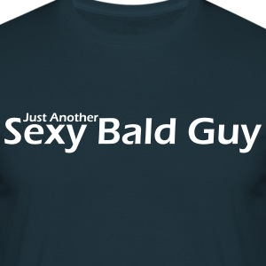 Sexy Bald Guy T-Shirts - Men's T-Shirt