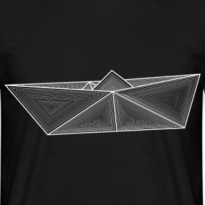 Paperboat white T-Shirts - Men's T-Shirt