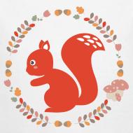 Motif ~ body ML écureuil