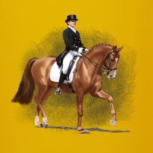dressage Mugs & Drinkware - Full Colour Mug