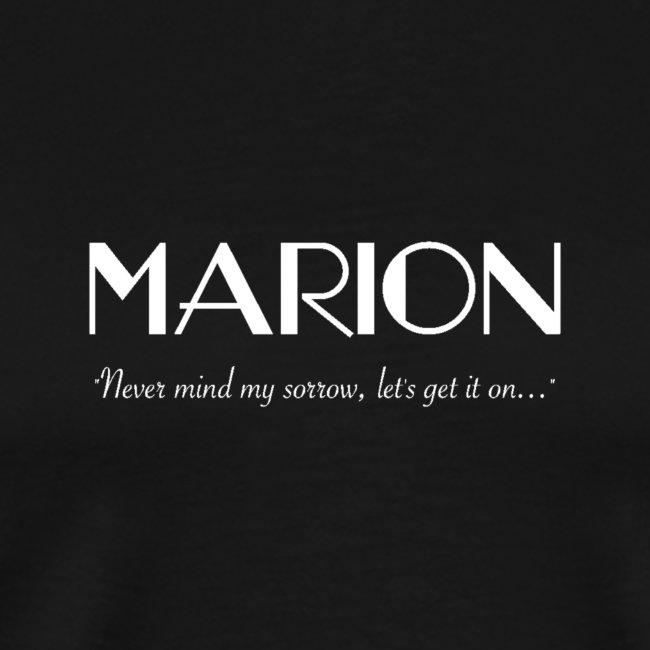 Marion: Hurricane - Mens T-Shirt