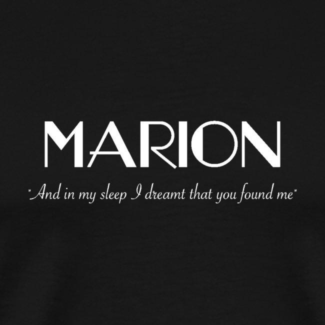 Marion: Sleep - Mens T-Shirt