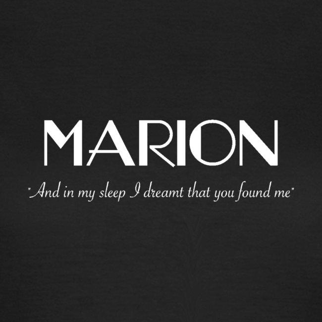 Marion: Sleep - Girls T-Shirt