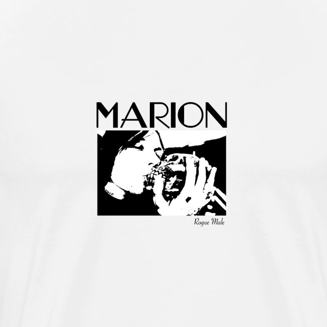 Marion: Rogue Male - Mens T-Shirt