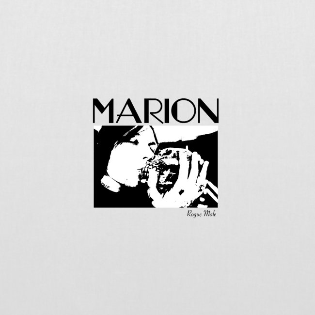 Marion: Rogue Male - Tote Bag