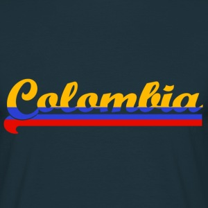 colombia Tee shirts - T-shirt Homme