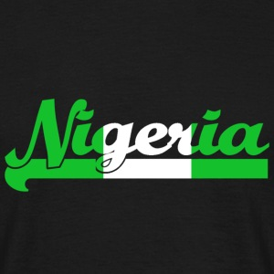 Nigeria T-Shirts - Men's T-Shirt