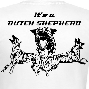 It's no Malinois - It's a Dutch Shepherd - Frauen T-Shirt