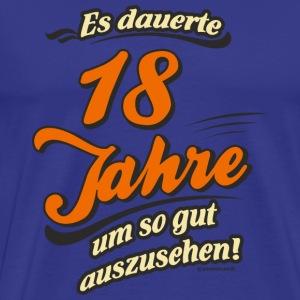 18 Ter Geburtstag