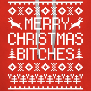 Merry Christmas Bitches  Pullover & Hoodies - Frauen Premium Hoodie