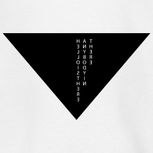 Hello Pyramide - Kinder T-Shirt