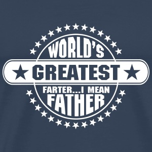 World's Greatest Farter T-Shirts - Men's Premium T-Shirt