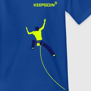 KeepGoin 6a Climber (kids) - Kinderen T-shirt