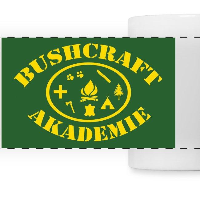 Bushcraft Akademie Tasse