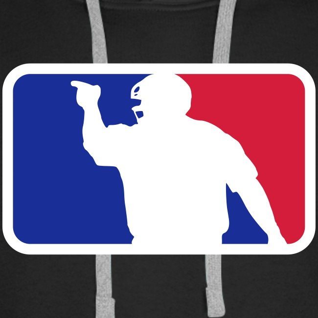 Baseball Umpire Hoodie