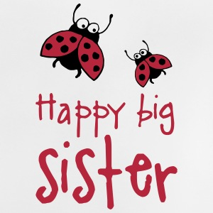 happy_big_sister_08_2015_b_3c T-Shirts - Baby T-Shirt