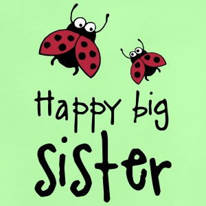happy_big_sister_08_2015_c_3c T-Shirts - Baby T-Shirt