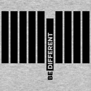 Be Different T-Shirts - Männer Bio-T-Shirt