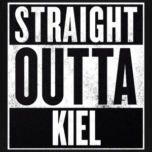 STRAIGHT OUTTA KIEL T-Shirts - Teenager Premium T-Shirt