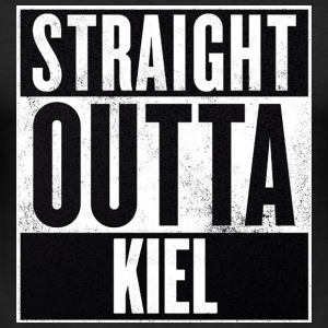 STRAIGHT OUTTA KIEL T-Shirts - Männer Slim Fit T-Shirt