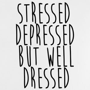 STRESSED OUT, PRI, WELL DRESSED Tee shirts - T-shirt Bébé