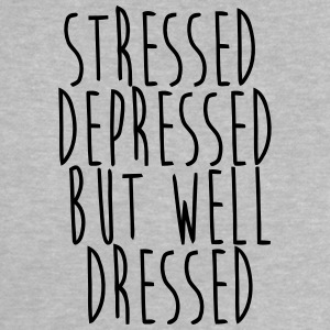 STRESSED OUT, PRI, WELL DRESSED Shirts - Baby T-Shirt