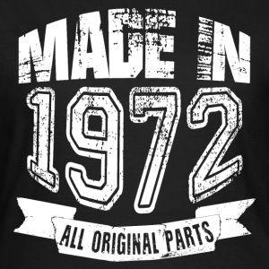 Made in 1972 - Camiseta mujer