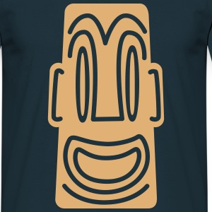 Tiki Boom by Cheerful Madness!! T-Shirts - Men's T-Shirt