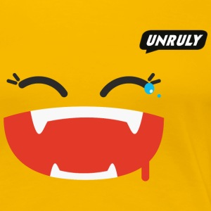 Unruly Joy Yellow Female - Women's Premium T-Shirt