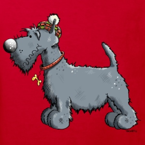 Funny Scottish Terrier Shirts - Kids' Organic T-shirt