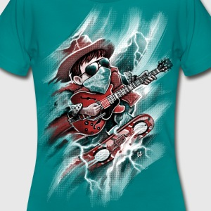 Divablau Time Rider T-Shirts - Frauen T-Shirt