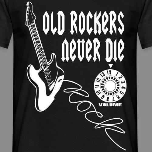 Old Rockers Never Die