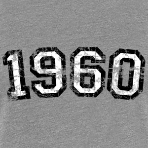 Year 1960 Birthday Vintage T-Shirts - Women's Premium T-Shirt