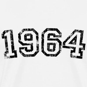 Year 1964 Birthday Vintage Anniversary T-Shirts - Men's Premium T-Shirt