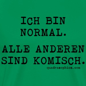 Normal - Männer Premium T-Shirt