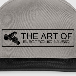 Fan-Cap City of Drums The Art of Electronic Music  - Snapback Cap